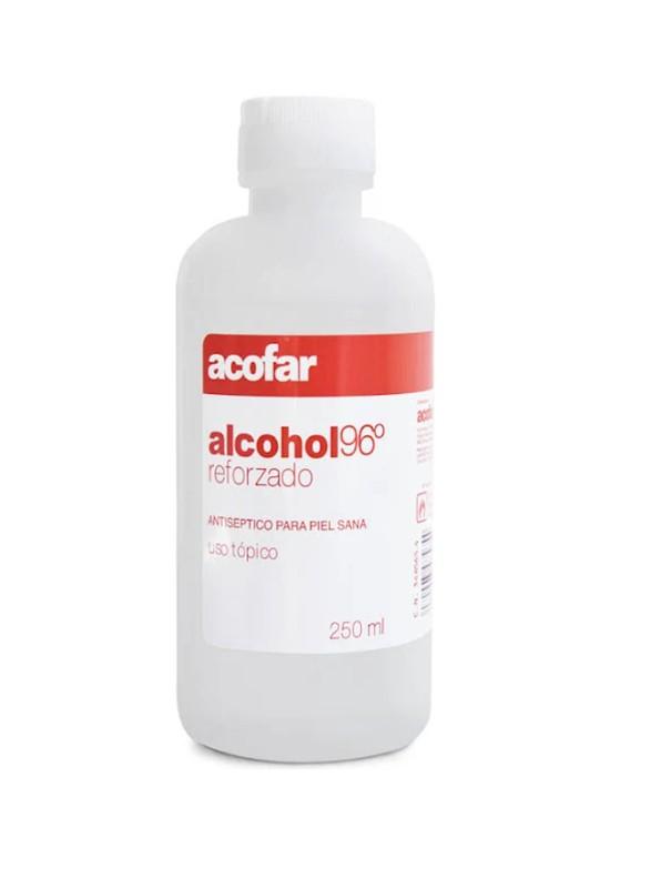 Alcohol Reforzado Acofar 250 Ml
