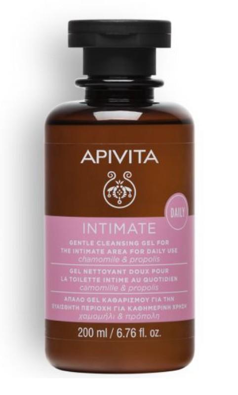 Apivita Intimate Limpiador Suave Daily 200Ml