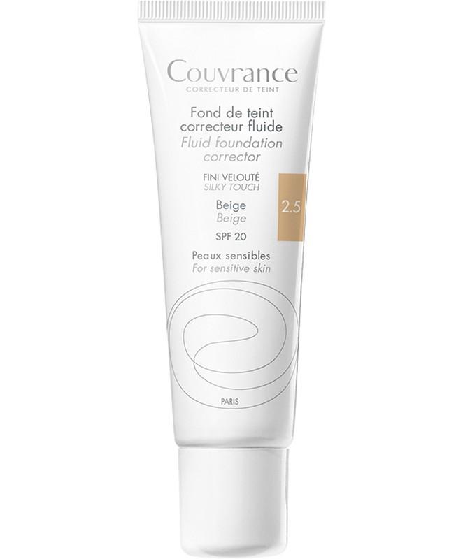 Avene Couvrance Maquillaje Fluido Spf 20 30 Ml B