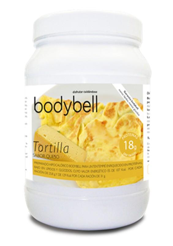 Bodybell Bote Tortilla De Sabor Queso
