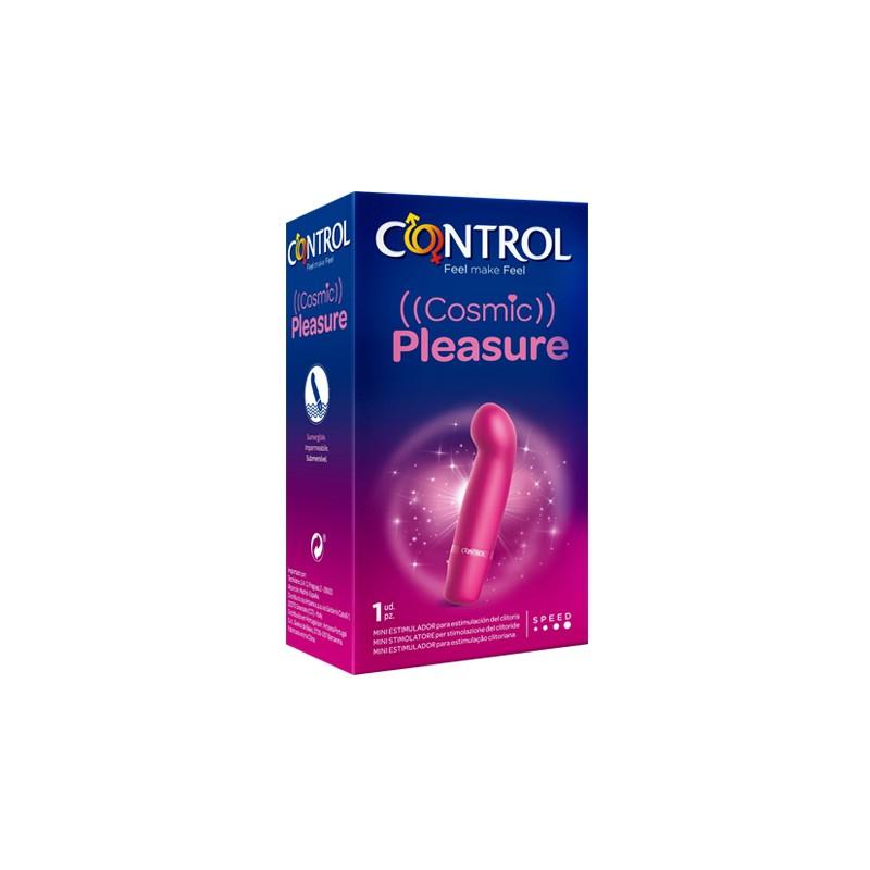 Control Cosmic Pleasure