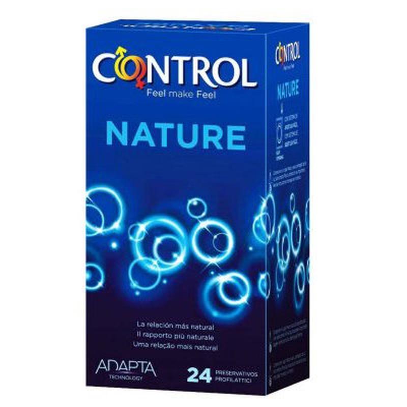 Preservativos Control Adapta Natural 24 U