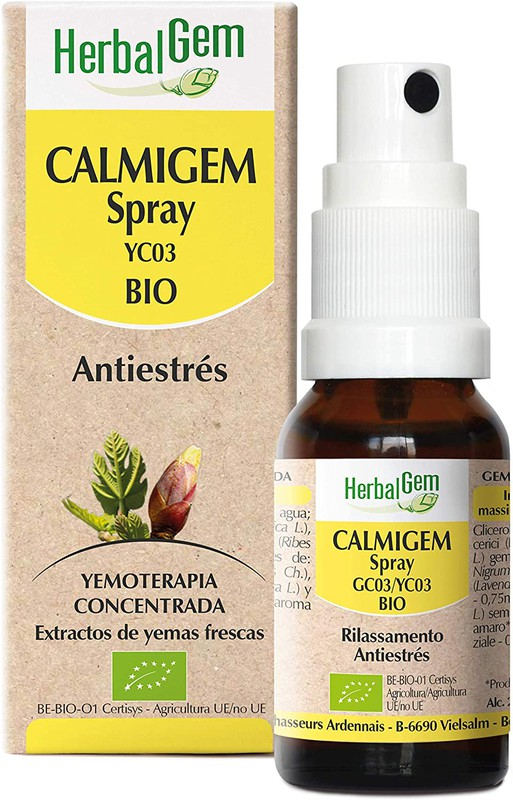 Herbalgem Calmigen Spray Bio 10Ml