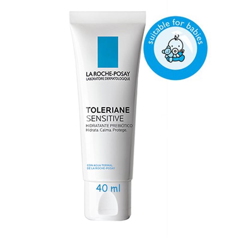 La Roche Toleriane Crema Sensitive Bebe 40Ml